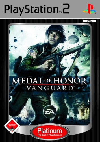 Electronic Arts GmbH Medal of Honor Vanguard - (EA Most Wanted)