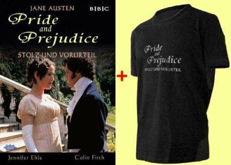 Stolz und Vorurteil (Limited Edition mit T-Shirt)
