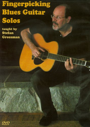 FINGERPICKING BLUES GUITAR SOLOS REINO UNIDO DVD