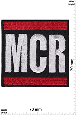 Patches - MCR - My Chemical Romance - Music My