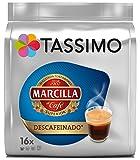 Tassimo Café Marcilla Descafeinado - 16 Cápsulas