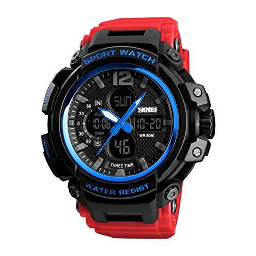 B Baosity Reloj Deportivo Digital Cuarzo Sumergible