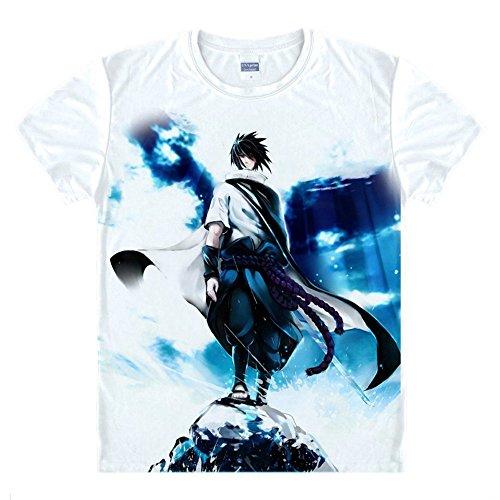 Naruto T-Shirt Kostüm Cosplay