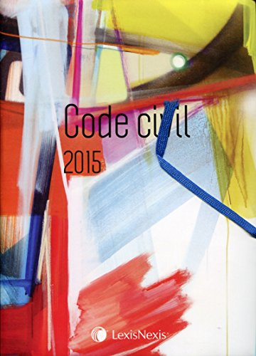 Code civil 2015 Jaquette Smash137