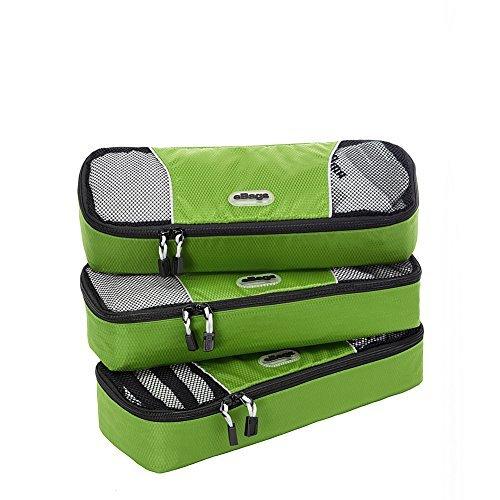 eBags Bolsa de cubos de embalaje delgados - conjunto de 3 piezas Talla