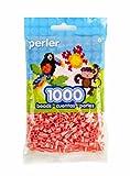 Beads Perler perline di corallo a strisce 1000 / PKG-caldo
