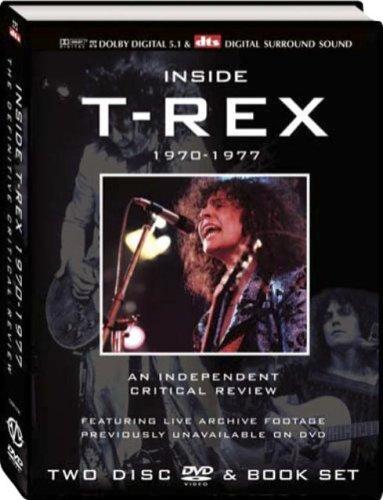T. Rex - Independent Critical Review 1970 - 1977 [2 DVDs] Trex-dvd