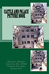 Castle and Palace Picture Book: Print Replica Edition (English Edition)