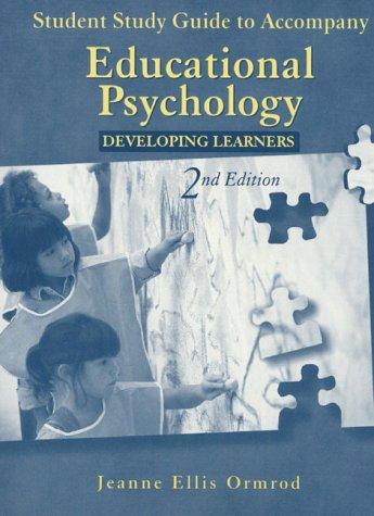 Educational Psychology S/G