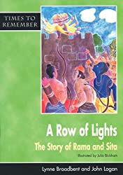 A Row of Lights - Big Book: The Story of Rama and Sita (Times to Remember)