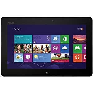 ASUS ViVoTab ME400c 10.1-inch Tablet (Black) - (Intel Atom Z2760 1.6GHz Processor, 2GB RAM, 64GB eMMC, WLAN, BT, Webcam, Windows 8 Home)