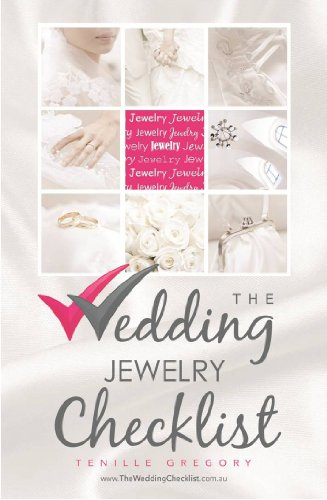 The Wedding Jewelry Checklist (The Wedding Planning Checklist Series Book 10) (English Edition)