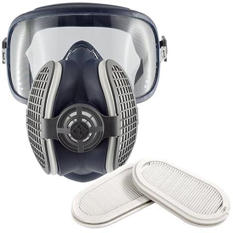 Elipse SPR406 Intégra Lunette de protection combinée avec masque et