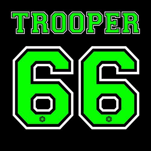 Star Wars Rogue One Trooper 66 Women's Sweatshirt Black