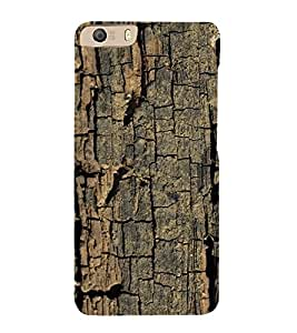 EPICCASE Tree bark Mobile Back Case Cover For Micromax Canvas Knight 2 E471 (Designer Case)