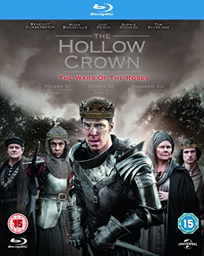 The Hollow Crown: The War of the Roses [Blu-ray]