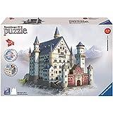 Ravensburger RAVENSbURGER 3D Puzzle bauwerke Schloss Neuschwanstein