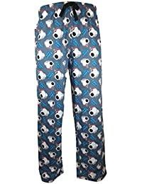 UWear **Great Value** Mens Family Guy Dog Loungepants