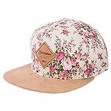 Blackskies - Gorra de béisbol Unisex con Bordado o Estampado Floral Sakura Talla única