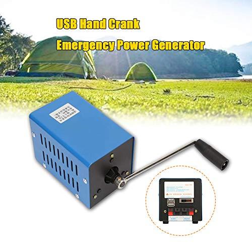 Generador Electrico Manivela