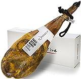 Prosciutto Spagnolo Pata Negra ibérico (Spalla) 4-4.5 Kg | Jamon Iberico (Paleta Cebo)