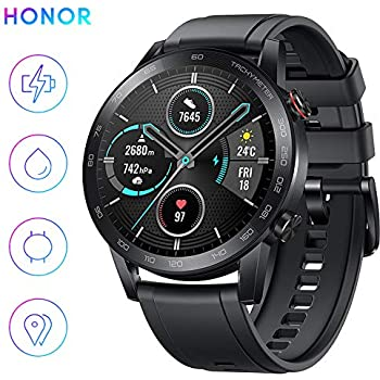 HONOR Smartwatch Magic Watch 2, 46mm Reloj Inteligente con ...