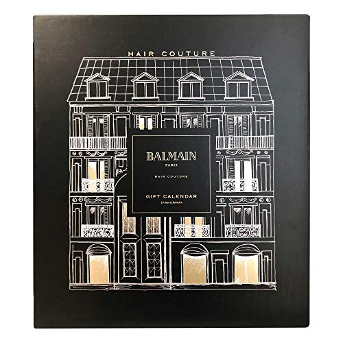 Preisvergleich Produktbild Balmain Adventskalender 2018 (Hair Couture Gift Calender) Luxus Adventskalender Kosmetik