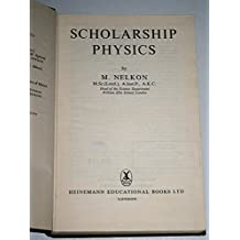 Scholarship Physics