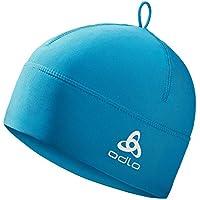 Odlo Polyknit Warm - Gorros, Gorras, Sombreros y tocados para bebés (Gorro, Unisex, Azul, Monótono, One Size, Blue Jewel)