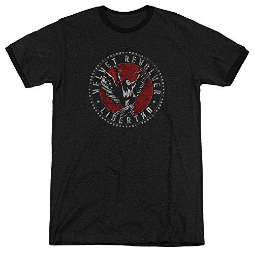 velvet-revolver-rock-band-libertad-logo-adult-ringer-t-shirt-tee