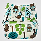 Bumberry Pocket Style Cloth Diaper (TREE...