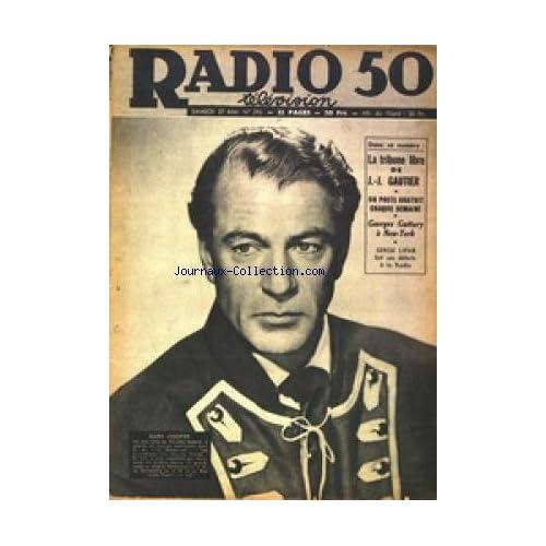 RADIO TELEVISION 50 [No 292] du 27/05/1950