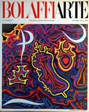 BOLAFFI ARTE [No 33] du 01/10/1973 - A Q...