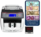 Stok Notes Counting Machine with Beep Function and Color Changing LCD Display