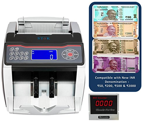 SToK-Rs500-Rs2000-New-and-Old-INR-Notes-Counting-and-detecting-fake-Cash-Bill-Currency-Money-Note-Counting-Machine-with-Fake-Note-Detector-LCD-Display-with-Color-Changing-Display-1-Year-Warranty-Compa