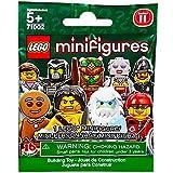 Lego Minifigures – 71002 – Series 11 – 1 Sachet Mystère 1 Mini Figurine – Modèle Aléatoire