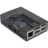 Pro Signal, Raspberry Pi 3, modello B quad core con custodia grigio Smoked Case