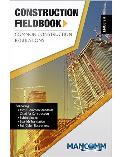 Construction Fieldbook (English/Spanish, 5.5