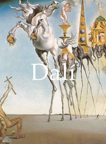Dalí (Mega Square) (English Edition)