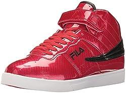Fila Vulc 13 Windshift Walking-Shoes Red/Black/White 9 D(M) US