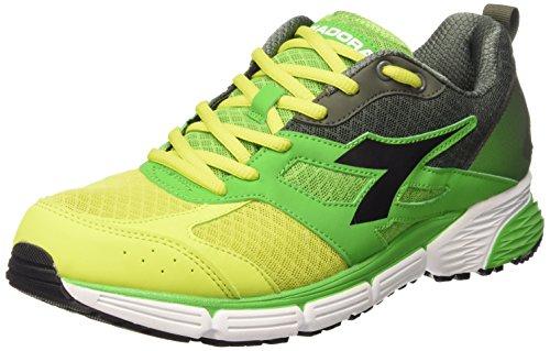 Diadora 101.160505 - Chaussures, Vert sorgente/Lime, Taille 42.5