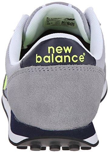 New Balance WL 410 WBC Grey Yellow Gris