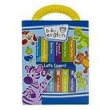 Best Baby Einstein Baby Learning Books - Baby Einstein - My First Library 12 Board Review