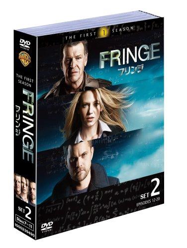 Fringe S1 Set 2 [DVD-AUDIO] S1 Audio