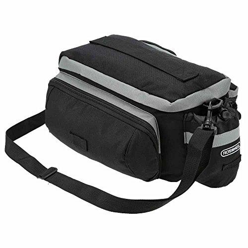 docooler Fahrrad hinten Stamm Bag Multifunktional Rucksäcke für Radsport