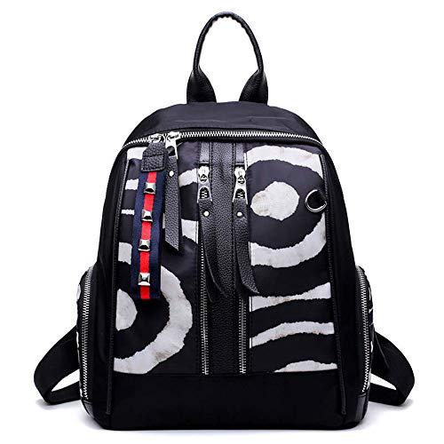 TnXan Backpacks Casual Waterproof DaypacksWomen Backpacks Fashion Floral School Bags for Teenager Travel Multi-Function Shoulder Bag Backpacks Ladies