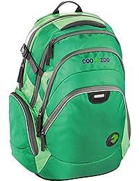 Preisvergleich für Coocazoo Schulrucksack JobJobber Green Spring green spring