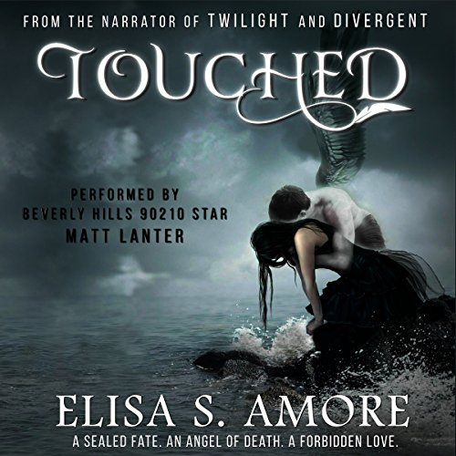 Touched: The Caress of Fate, Book 1 - Elisa Amore