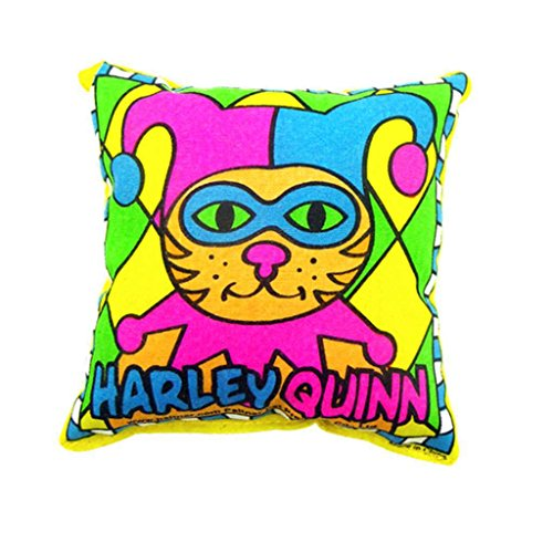 Komener Clown-Weibliche Muster-Katzen-Katzenminzen-Satz-Haustier-Katze kauen Spielzeug-Katzen-Kratzer-Spielzeug