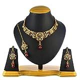 Imitation jewellery necklace set fashion...